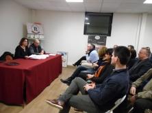 L'assemblée générale de l'ADEZAC a eu lieu  jeudi 2 février dans les locaux d'Arthur Le Boulanger