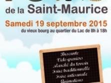 Foire de la Saint Maurice