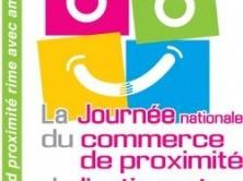 Samedi 10 octobre La journée Nationale du commerce de proximité de l'artisanat et du centre ville