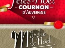 MARCHE DE NOEL COURNON et Animations Commerciales!