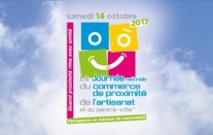 14/10/17 : Journée Nationale des Commerces de Proximité