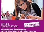 Atelier Ongles et Or COURNON D'AUVERGNE