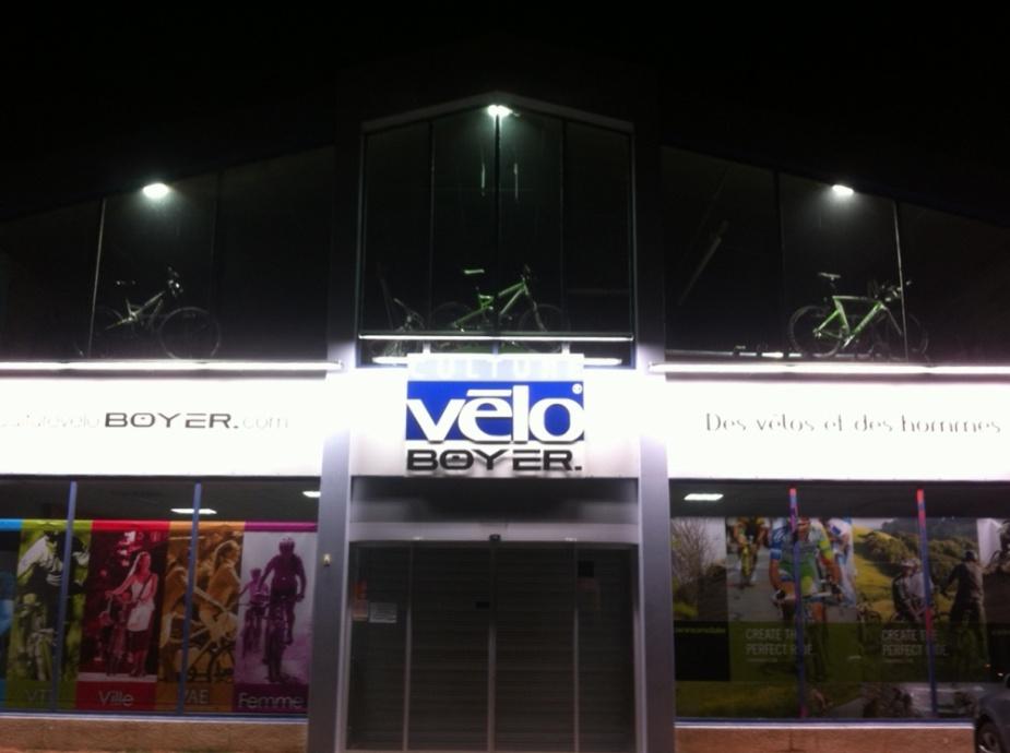 Culture Vélo Boyer Cournon-d'Auvergne