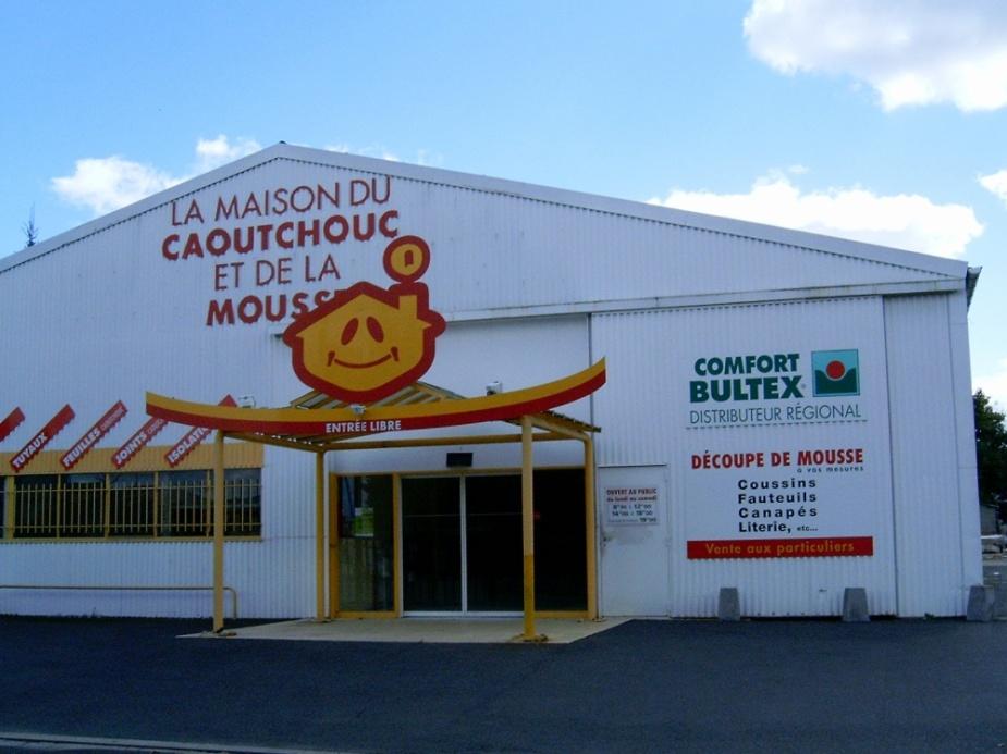 Maison du Caoutchouc et de la Mousse Cournon-d'Auvergne