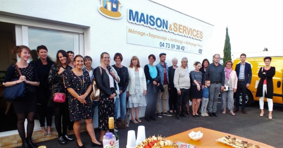 Maison et Services COURNON D'AUVERGNE
