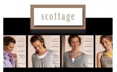 Scottage Le Cendre