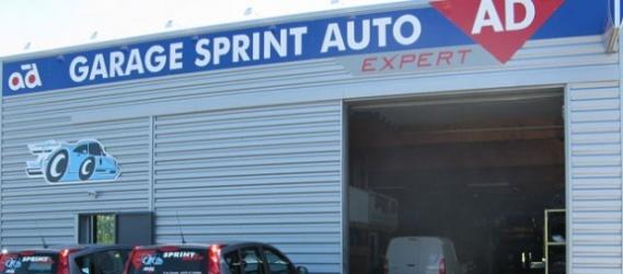 Sprint Auto Le Cendre