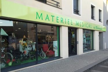 Matériel médical des Marronniers Le cendre