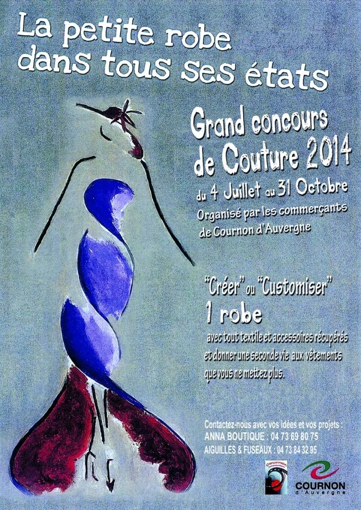 Grand Concours de Couture!!!