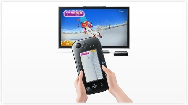 La Nintendo Wii U est arrivée