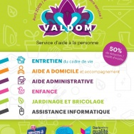 Maintien des services pas de condition VALDOM