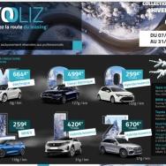 Les offres d' Hiver de 2PB Offres Hiver 2PB SAS( Distributeur de Yooliz et de Mehari Loisirs Technologie )